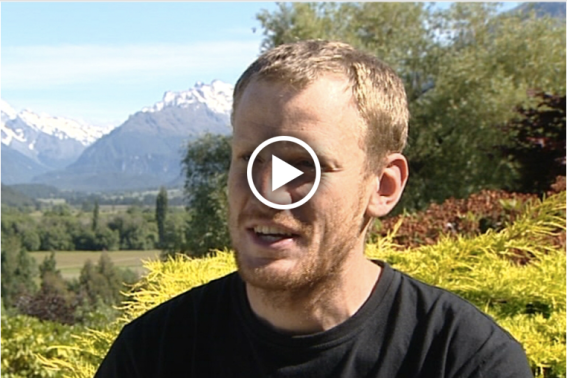 X-Alps-TV3 Interview- Nick Neynens